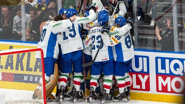 Italia di cuore! Gli azzurri battono l'Austria agli shoot-out e conquistano la salvezza