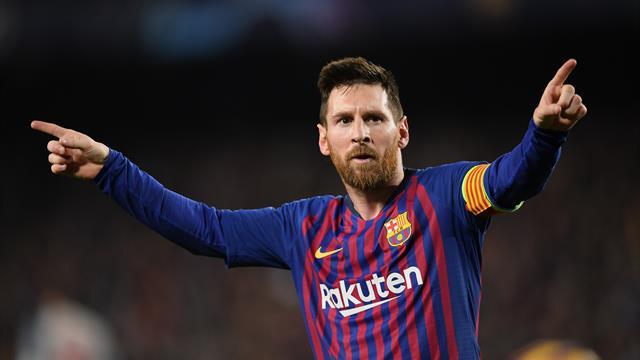 Messi, sportif le mieux payé de la planète en 2019 selon Forbes
