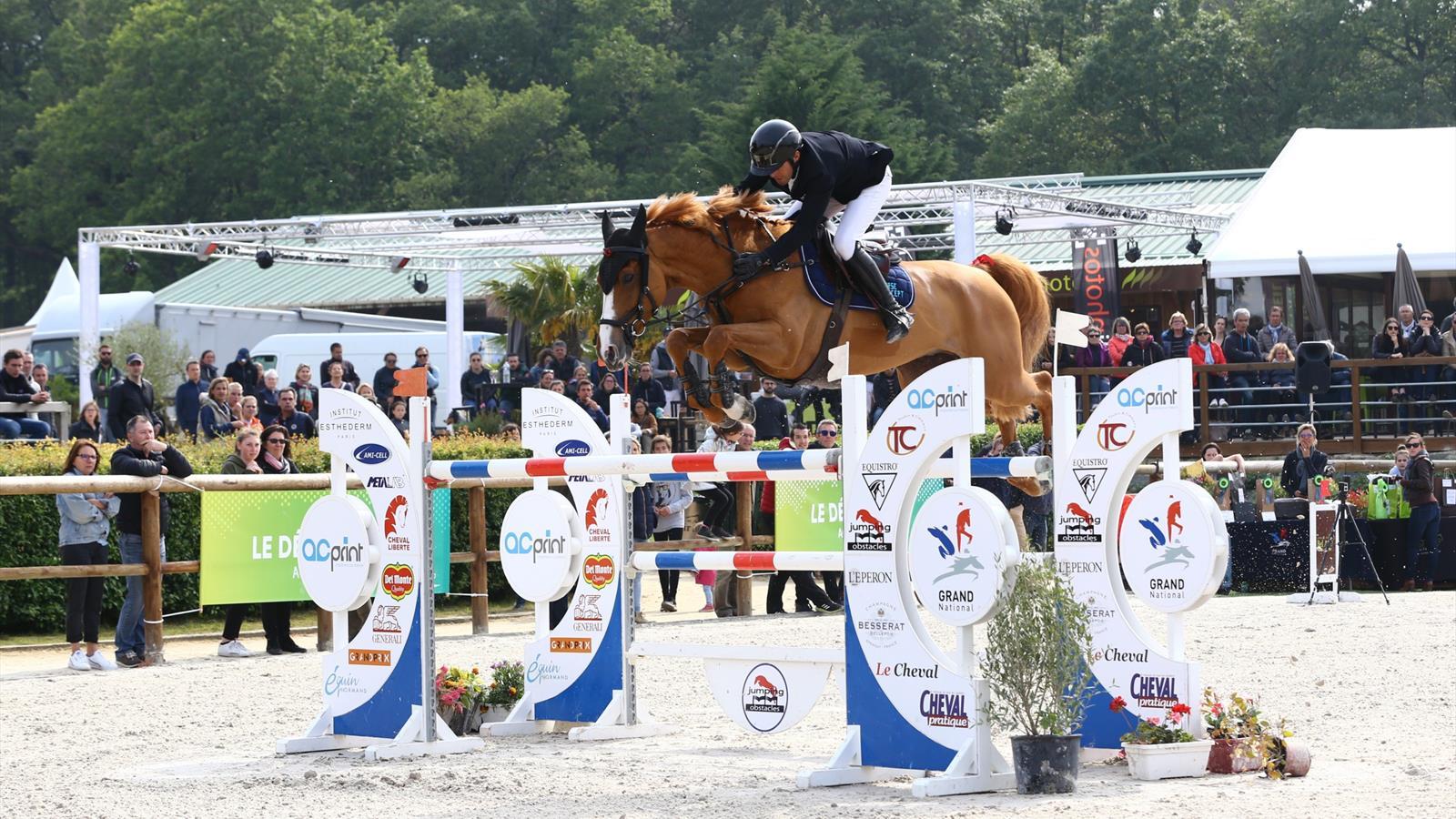Marc Dilasser fait coup double à Tours-Pernay