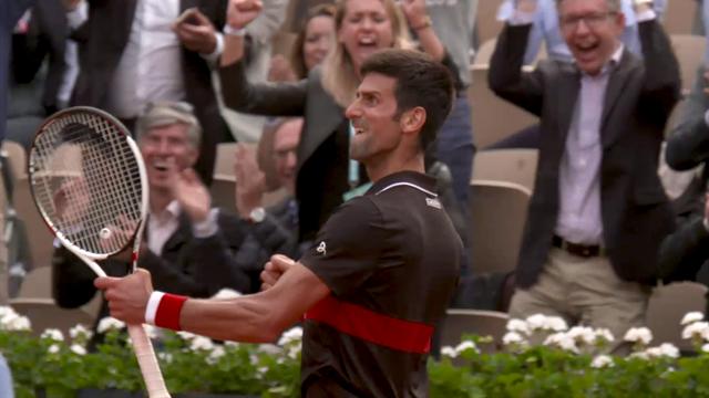 Roland-Garros 2019: Así es Djokovic, el rey de las líneas que busca completar los 4 GS seguidos