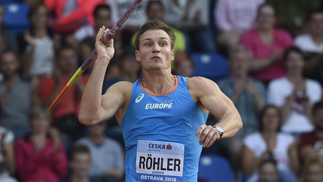 Keine Insel für Röhler: Olympiasieger verpasst Meilenstein