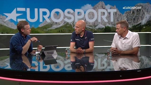 Eksklusivt Giro d'italia-studie på eurosport.dk