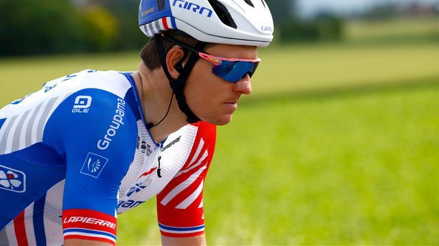 """Démare : """"Ma place doit être sur le Tour de France"""""""
