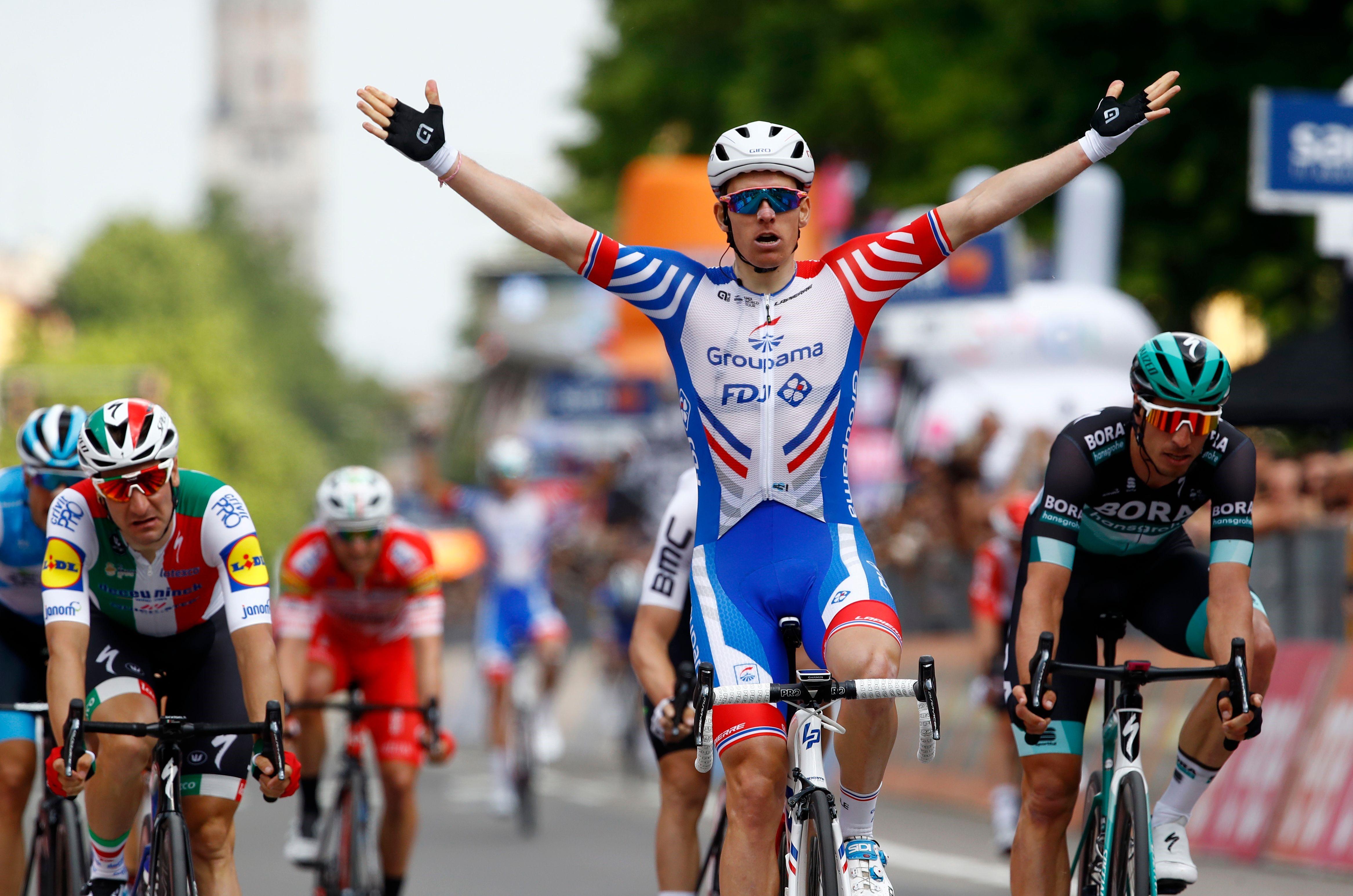Arnaud Démare - Giro d'Italia 2019, 10. Etap