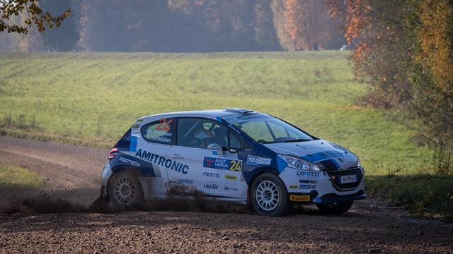 Hokkanen veut apprécier le Rallye ERC de Liepāja autant que le public