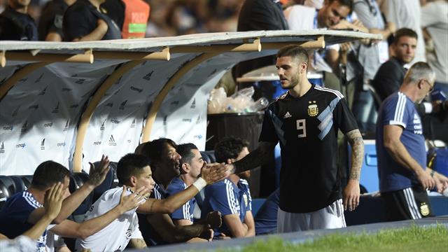 Niente Coppa America per Icardi: Argentina in Brasile con Dybala e Lautaro Martinez