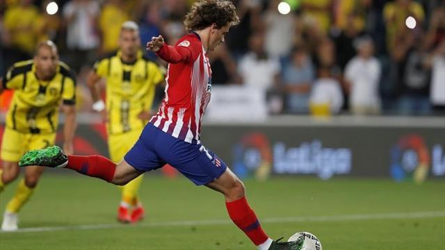 Amistoso, Beitar Jerusalén-Atlético de Madrid: El último gol de Griezmann no es suficiente (2-1)