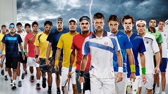 Eurosport ottaa ATP-tenniksen täydellisesti haltuunsa!