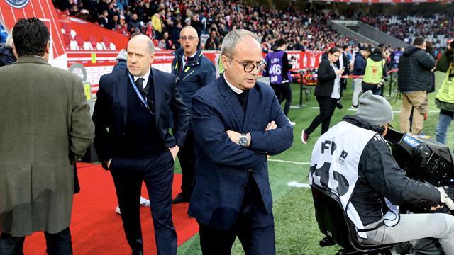 L'AC Milan drague Campos, le LOSC dément tout départ
