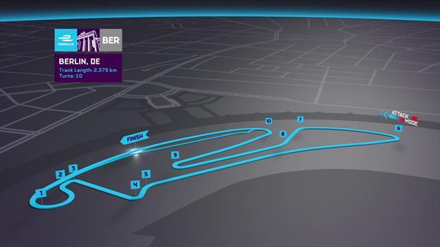 ePrixBerlín: Vergne, a defender el liderato e intentar la tercera victoria de la temporada