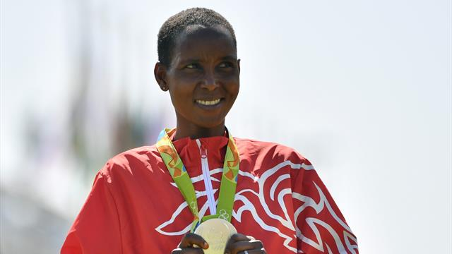 Olympic marathon silver medallist Kirwa suspended for doping