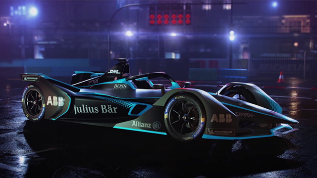 The challenge of setting up a Formula E team