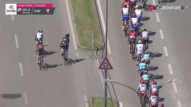 Giro de Italia 2019: ¡Pura pasión de niños! Cuando te emocionas por el paso del pelotón por tu casa