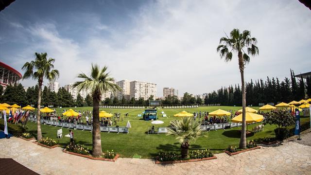 Antalya'da hafta sonu keyfi: Okçuluk Dünya Kupası