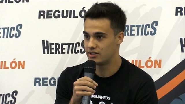 """Reguilón quiere quedarse en el Madrid """"He peleado mucho por estar en el primer equipo"""""""