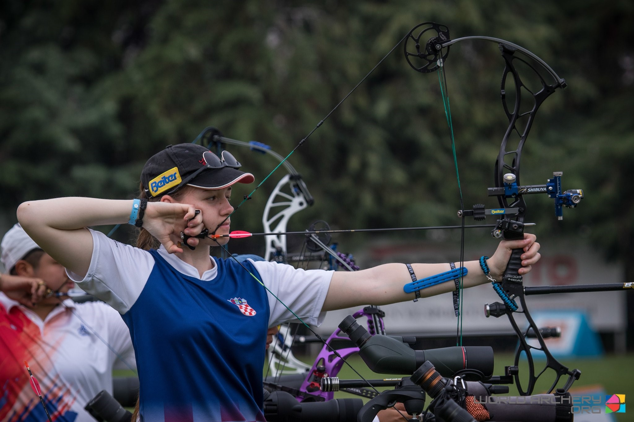Amanda Mlinaric / Okçuluk Dünya Kupası (Fotoğraf: World Archery)
