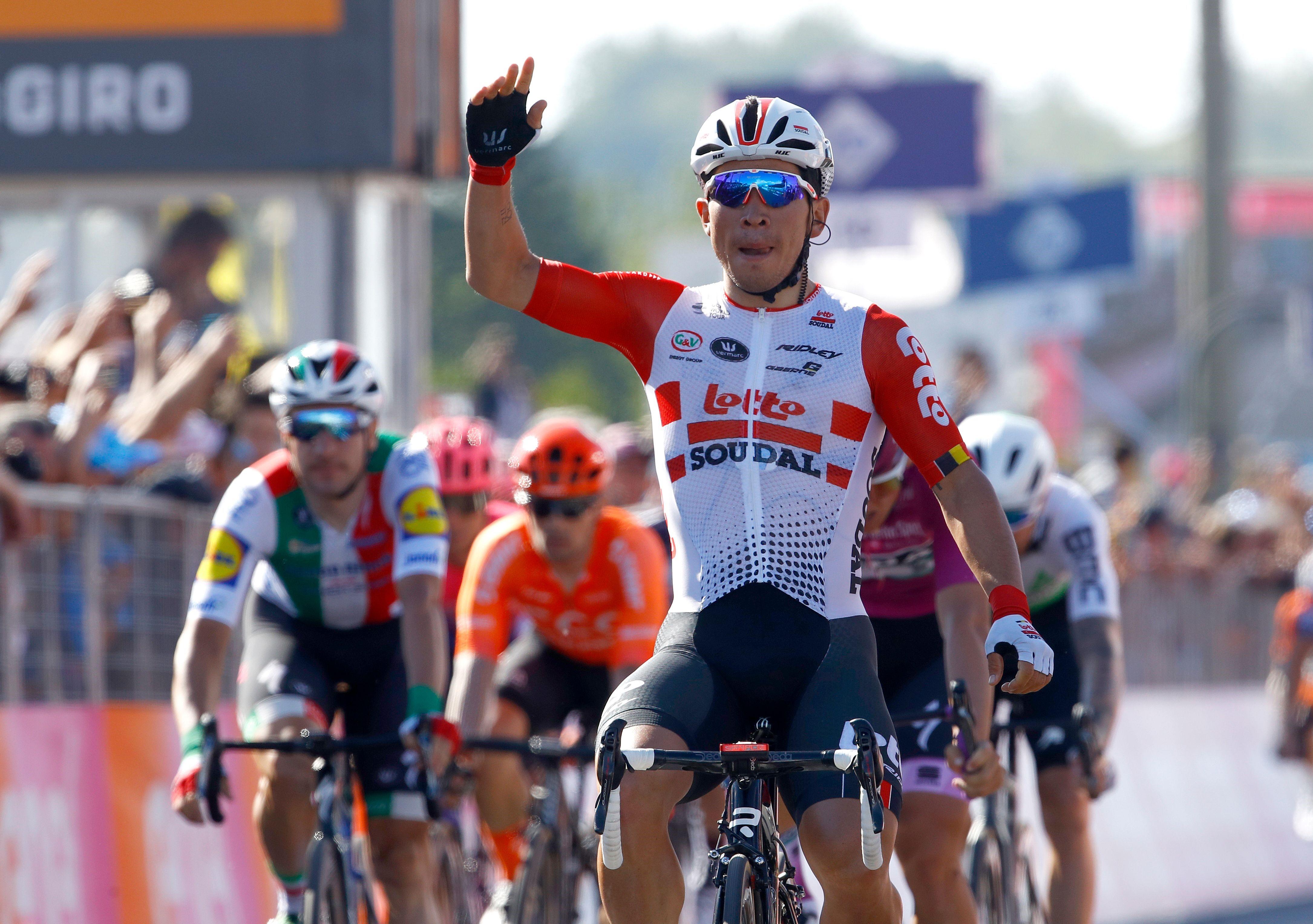 Caleb Ewan - Giro d'Italia 2019 Etap 11