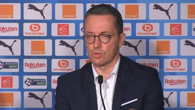 Transferts - Eyraud  : Le futur coach ? Nous y travaillons activement''