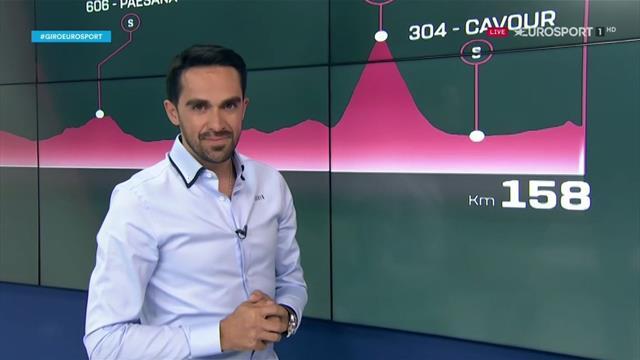 La predicción de Alberto Contador (12ª etapa): Aperitivo de la alta montaña con un puerto muy duro