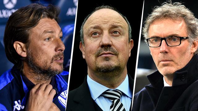 Heinze, Benitez, Blanc... Quel entraîneur pour l'OM ? Votez !