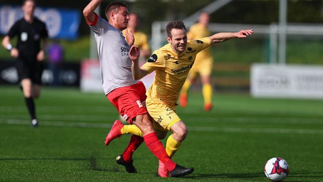 Bodø/Glimt første Eliteserie-lag ut av cupen