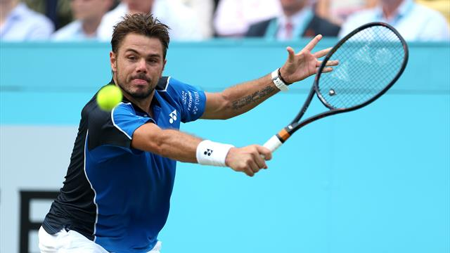 Home favourite Wawrinka knocked out by qualifier Dzumhur in Geneva