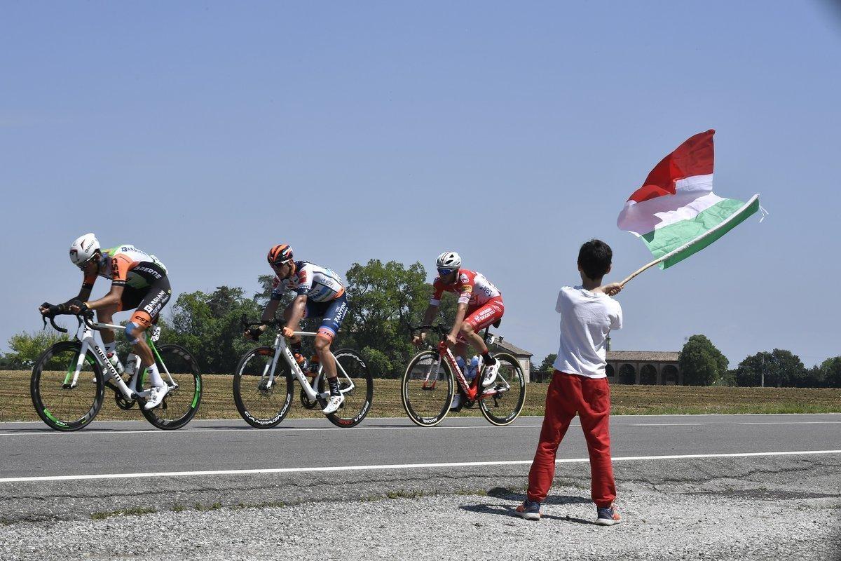 Kaçış Grubu, Giro 2019, 11. Etap