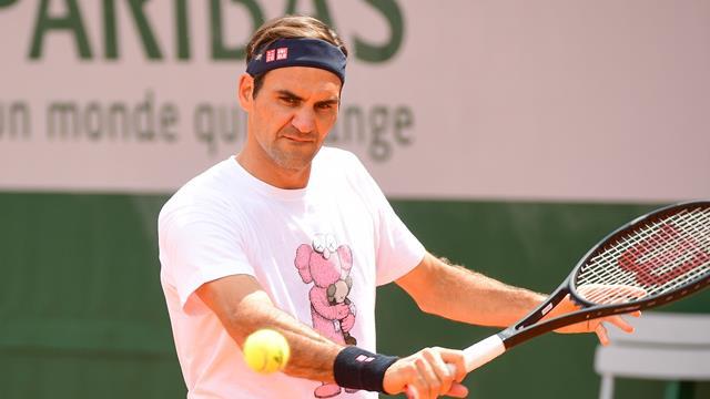 Le grand retour de Federer est pour dimanche
