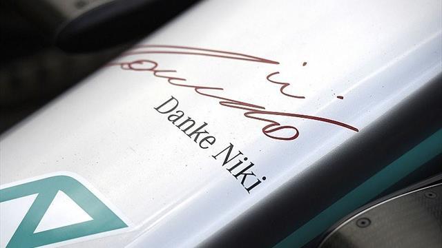 «Мерседес» подготовил особую ливрею к Гран-при Монако в память о Лауде