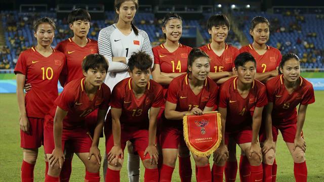 Kein Witz: Chinas Frauen vor WM in Patriotismus unterrichtet