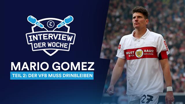 Gomez exklusiv: So hat der VfB den Kopf wieder frei bekommen