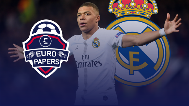 Euro Papers: Mbappe wants astounding £240m Real Madrid move