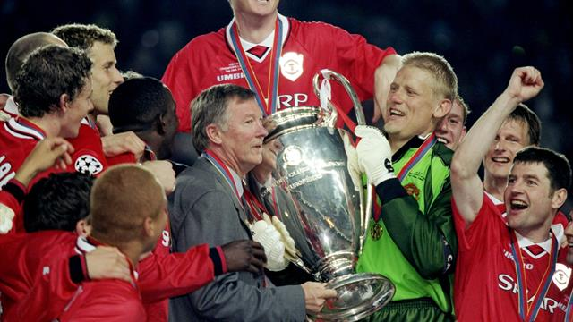 That night in Barcelona: United and the 1999 Treble