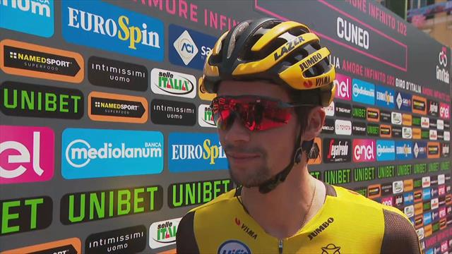 Roglic 'not at all worried' by UCI investigation into Slovenian cycling