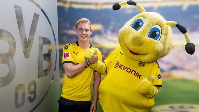Königstransfer Brandt verrät: Deshalb ging er zum BVB