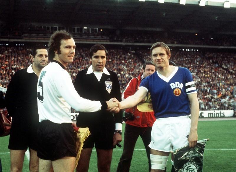 Doğu Almanya -  Batı Almanya, 1974 Dünya Kupası