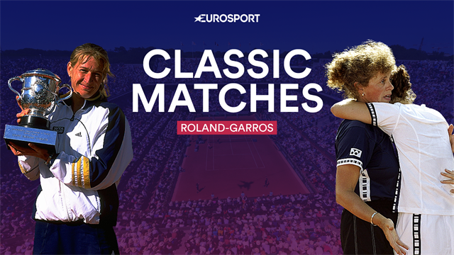 Classic Matches: Steffi Graf wins final Slam in last French Open appearance