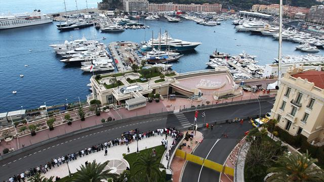 Monte Carlo'da tarihe geçen 5 yarış