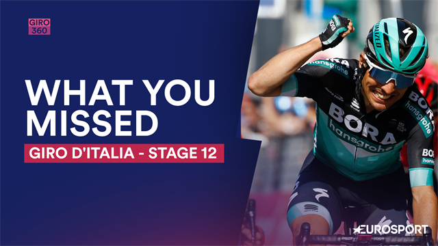 What You Missed: The 25-man break that ripped up Stage 12