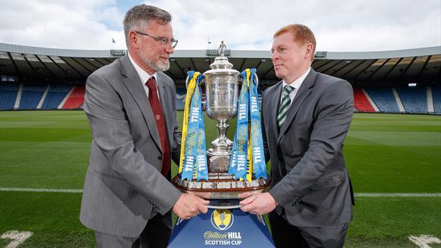 Brown: Rodgers ended Celtic Hampden horror shows