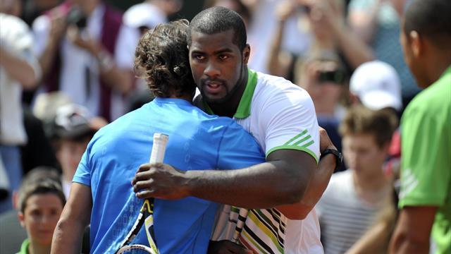 Roland-Garros 2019: El favorito de la leyenda del judo Teddy Riner para la victoria final