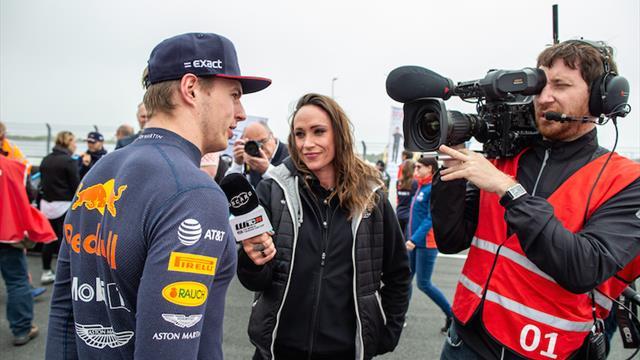 Verstappen : le WTCR est très compétitif