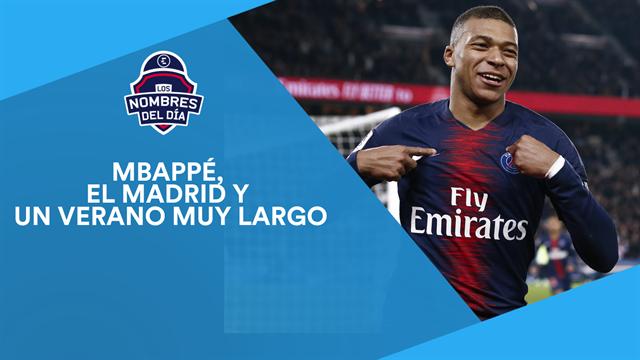 Mbappé, De Ligt, Piqué y Guardiola, los nombres del día