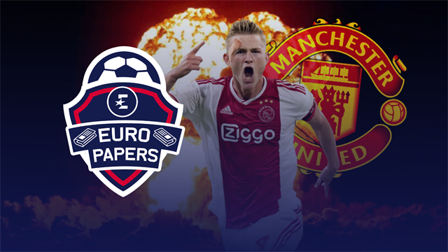 Euro Papers: ANOTHER source says De Ligt will reject Barcelona
