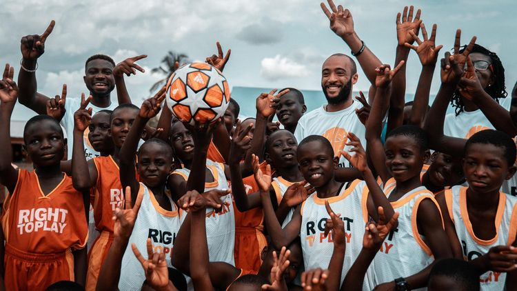 Charity Trip Opens Nathan Redmond S Eyes To The Importance