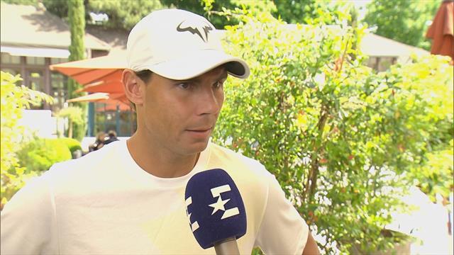 """Roland-Garros 2019, Nadal: """"Estoy mejor que en cualquier momento de la temporada de tierra"""""""