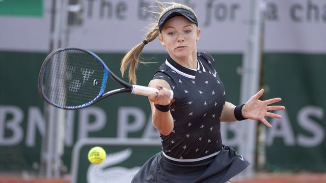 Swan loses final French Open qualifier