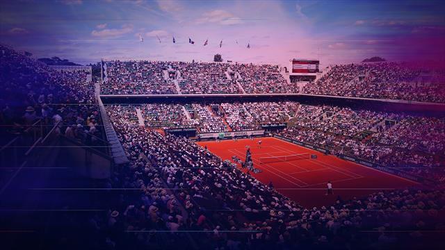 Jouez à notre Fantasy Roland-Garros et gagnez de nombreux cadeaux !