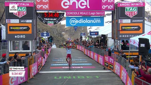 Насладись третьей победой Закарина на этапах Гранд-туров