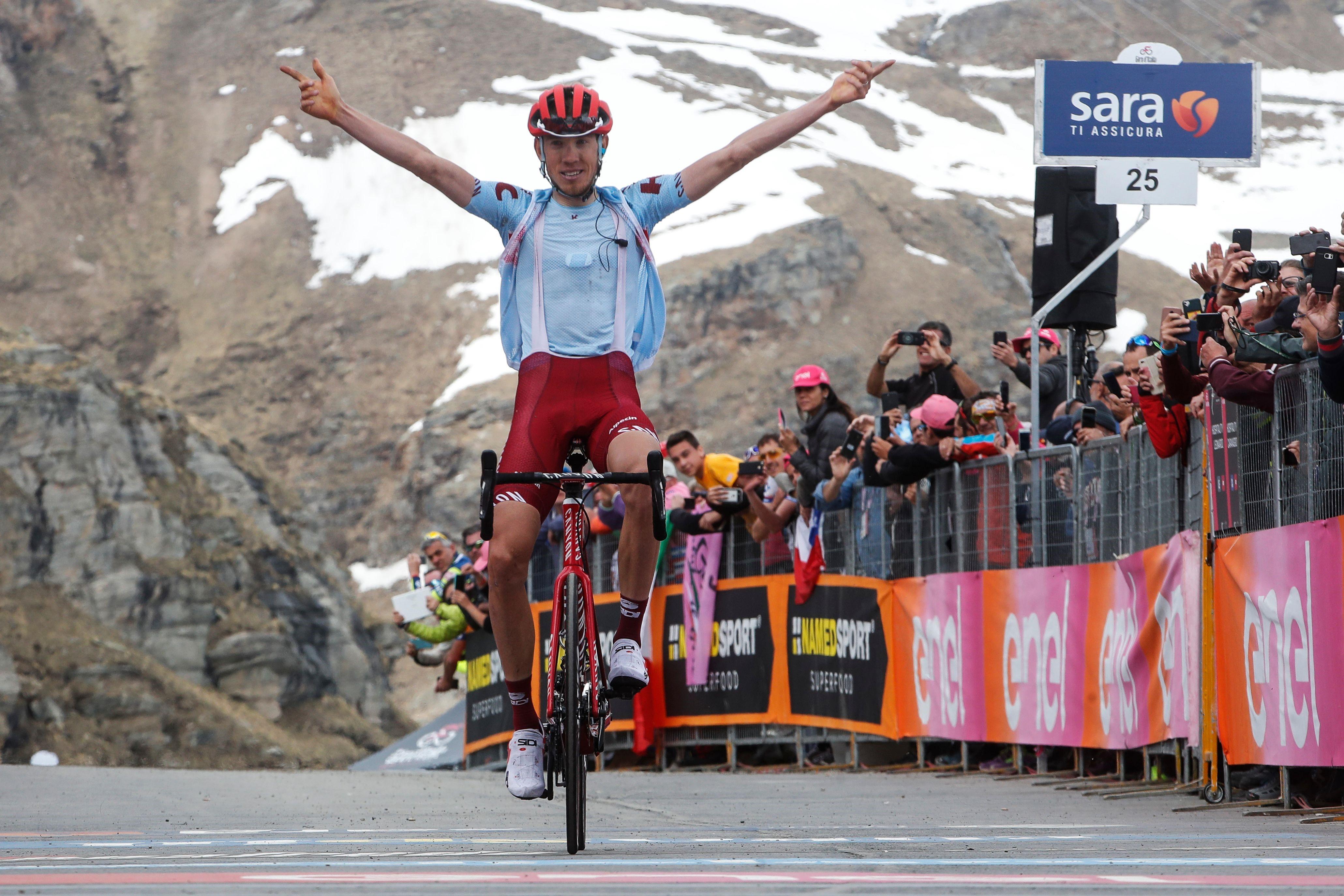 Zakarin - 13. Etap  - Giro d'Italia 2019